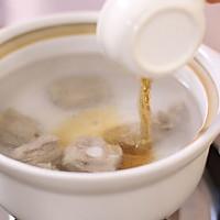 排骨玉米萝卜汤-迷迭香的做法图解5