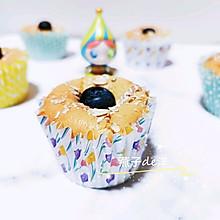 多谷物童趣纸杯蛋糕