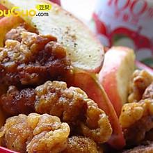 椒盐酥肉爱上苹果
