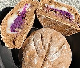 吃不胖的面包的做法