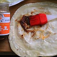 沙茶美食·蔬菜卷饼·的做法图解10