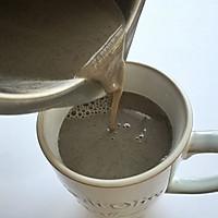 芝麻黑豆浆#苏泊尔真磨醇浆机#的做法图解7