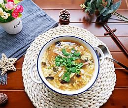 无敌好喝开胃酸辣汤的做法