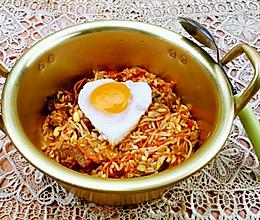 【蔓德拉的厨房】韩国拌饭的做法