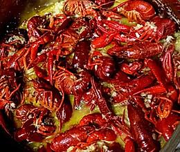 蒜泥龙虾的做法