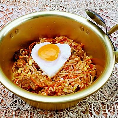 【蔓德拉的廚房】韓國拌飯