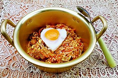 【蔓德拉的厨房】韩国拌饭