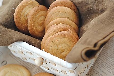 """""""Home made""""香草奶酥饼干的做法"""
