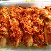 韩国泡菜+白萝卜(正宗版)的做法图解9