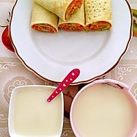 卷出来的【营养早餐】的做法图解6