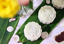 豆沙冰皮月饼,传统口味!的做法