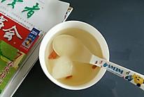 润喉佳品-冰糖梨水的做法