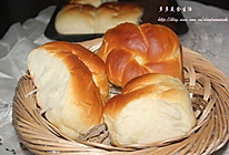老式面包(附面包机快速出膜法)的做法