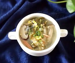 海带鸡蛋汤#单挑夏天#的做法