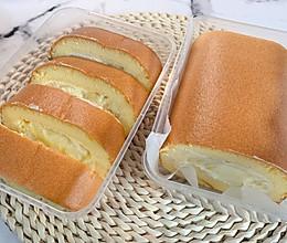 #爱乐甜夏日轻脂甜蜜#爱乐甜零卡糖下午茶软嫩榴莲蛋糕卷的做法