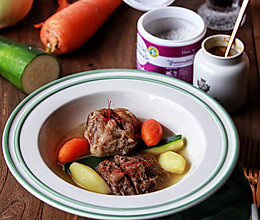 法式牛肉暖锅#2018年我学会的一道菜#的做法
