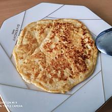 豆腐鸡蛋饼(低脂高蛋白)