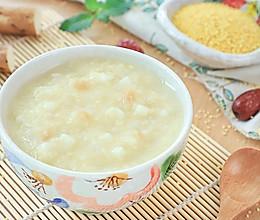 秋冬必喝的宝宝粥,养胃润肺,比白粥营养10倍!的做法