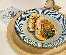 日式芝士饭团的做法