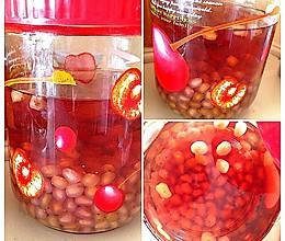 【雯儿自制石榴酒Pomegranate wine】的做法