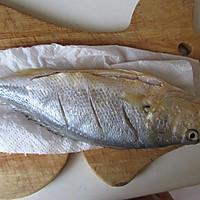 雪菜黄鱼的做法图解3