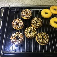 巧克力甜甜圈#美味烤箱菜,就等你来做!#的做法图解9