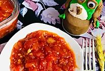 #一人一道拿手菜# 蕃茄一道菜的做法