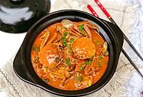 #肉食者联盟#螃蟹粉丝煲的做法