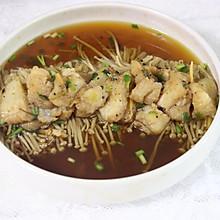 金针菇龙利鱼