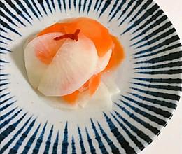 初冬味道:开胃萝卜泡菜的做法