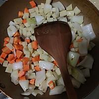 咖喱洋葱虾排饭的做法图解11