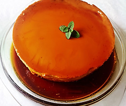 焦糖布丁蛋糕的做法