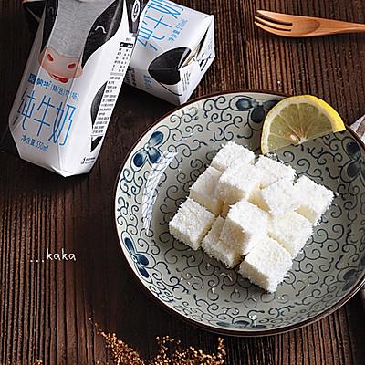 试用报告-椰奶小方块