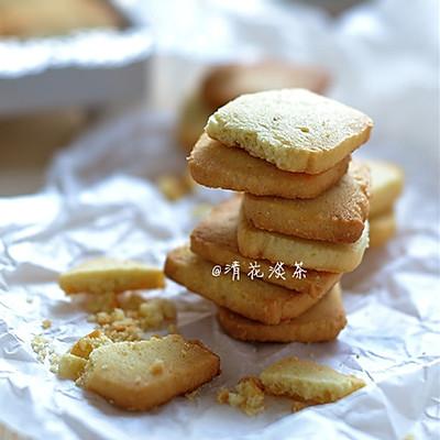 好吃又好做的零嘴,杏仁饼干