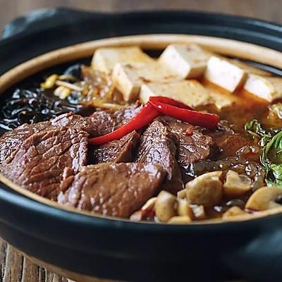 牛肉砂锅|日食记