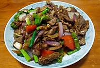 #餐桌上的春日限定#洋葱炒猪肝的做法