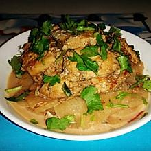 宝宝餐之夏日海鲜家常菜:萝卜焖带鱼【2岁以上】