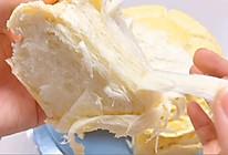 """一次发酵不加黄油,""""蒸""""出拉丝儿柔软的手撕面包的做法"""