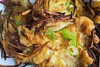 土豆丝煎蛋的做法