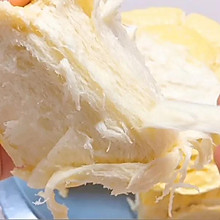 """一次发酵不加黄油,""""蒸""""出拉丝儿柔软的手撕面包"""