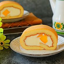芒果蛋糕卷#一机多能 一席饪选#