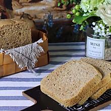面包机版--100%全麦面包