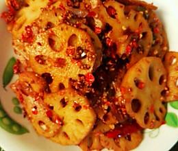 米粉炒藕的做法