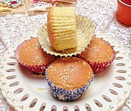 无水无油老式脆皮蛋糕#九阳烘焙剧场#的做法
