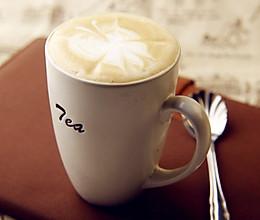 热拿铁咖啡的做法