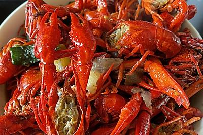 十三香小龙虾简单做法也美味