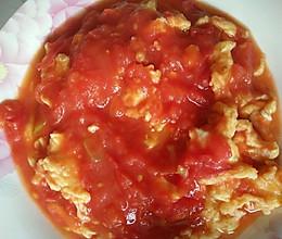 木须番茄的做法