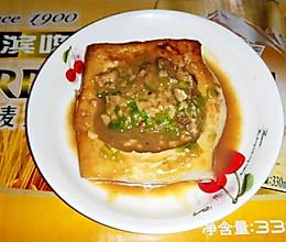 宝宝餐之酿豆腐【3岁以上,2人份】的做法