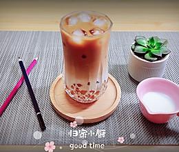 #花10分钟,做一道菜!# 珍珠冷萃咖啡的做法