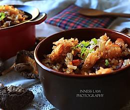 【广式生炒糯米饭】温暖你在寒冬腊月的心的做法
